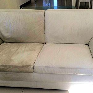 sofa rensning