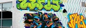 graffiti-hærværk